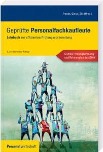 Buchcover Geprüfte Personalfachkaufleute_web